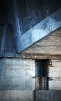 GIF - Reflections under the bridge by turst67