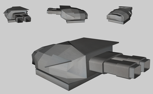 Some more turret by eviloatmeal
