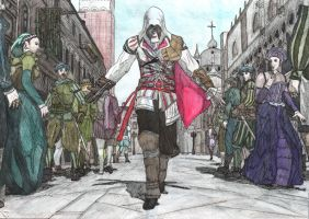 Assassins Creed 2 by Phoenix74n