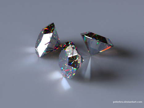 Lux Diamonds by peterbru