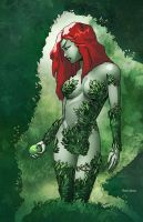Posion Ivy Spring by j2Artist