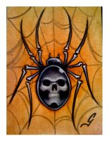 spider of death by TonyGoeke