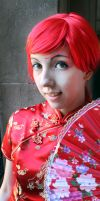 Ranma 1/2 - I by FlorBcosplay