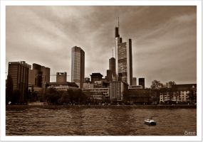 Mainhattan by PSMnt