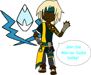Join the Warrior Guild!