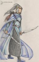 Noldor Elf by Earon