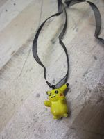 Pikachu Necklace by MagicalMegumi