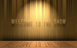 welcome to the show by 3DEricDesign