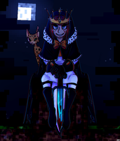 ALL HAiL THE MAD QUEEN by CATGUTTS