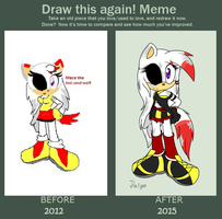 Draw Again: First Used Base by Paige-the-unicorn