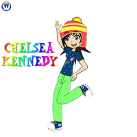 Chelsea Kennedy by WhatGamersAreFor