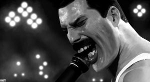 Freddie Mercury by OmaruIndustries