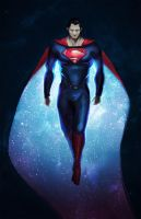 Man of steel by Scyao
