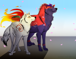 Okami by CatherineSt