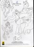 [MLP] The Hotel Sketches - Page 1 by YamanakaAngel