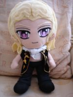 Lestat Plush with Waistcoat by Eadlin