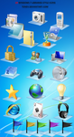 Windows 7 Libraries icons by tonev