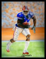 Percy Harvin by annya12345