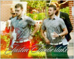 Justin Timberlake Design by FoOoxXXy