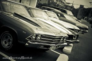 classic muscles by AmericanMuscle