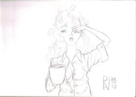 Morning coffee by PedroAV