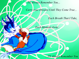 I'll always remember you by Wolf-In-Tears