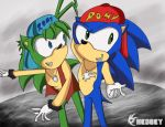 Romy - Sonic And Manic by Hedgey
