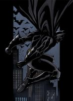 Return of the Dark Knight by ErikVonLehmann