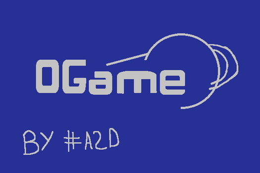 Logo Ogame Day 23 ! by Addict2Draw