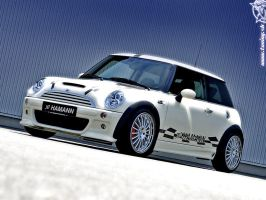 Mini Cooper S tuning wallpaper by TuningmagNet