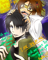 LeviHan: HAPPY HALLOWEEN II by HavFos
