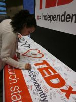 Week 22: Signing the Banner by StoneE608