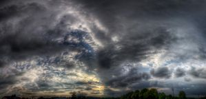 Panorama HDR by Risen-From-The-Ruins