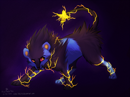 Electric Shock by DOLFIY