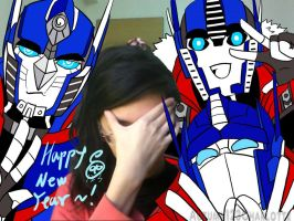HAPPY NEW YEAR by Autumn123Charlotte