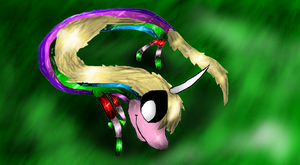 Lady Rainicorn by PlagueDogs123