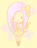 Fluttershy by hyperfluffball
