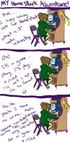 Homestuck : My experience... by DarkHalo4321