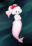 Miss Galya Beluga by fydraws