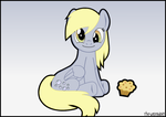 Derpy :D by The-Wrongdoer