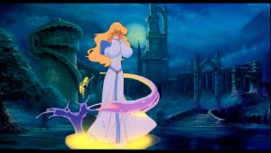 The Swan Princess by BettyBarkley