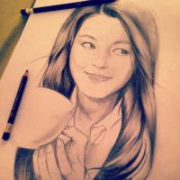 Jun Ji-Hyun by tomylee54