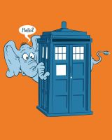 Horton Hears a Who by Ape74