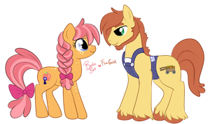 Aj's Parents by lulubellct