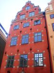 Houses in Gamla Stan! by Francyalle