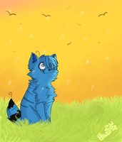 FawnShadow .:CO:.speedpaint by xx-shooting-stars-x