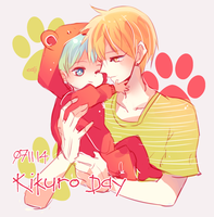 knb: kikuro day by califlair