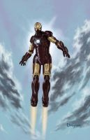 Ironman Commission by Ebayson