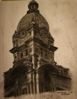 old bank building by tofuany94