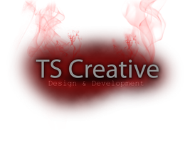 TS Creative Smoke Logo Alpha by Tsmith490